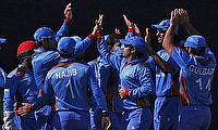Afghanistan was granted Test status by ICC last year
