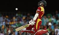 Sikandar Raza scored an unbeaten 81
