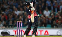 Joe Root starred with both bat and the ball