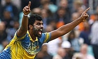 Thisara Perera came up with a match-winning performance