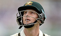 Adam Voges led from the front for the Scorchers