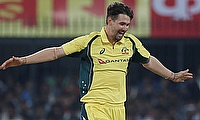 Kane Richardson was among the wickets once again