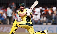 Aaron Finch is among the top contenders to lead lead Kings XI Punjab