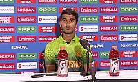 Hassan Khan on India v Pakistan | ICC u19 World Cup 2018