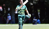 Raynard van Tonder scored an unbeaten 82 run knock