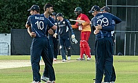 Scotland Squad for ICC Cricket World Cup Qualifier