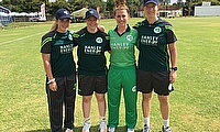 Ireland fall to Zimbabwe in rain-affected tour opener