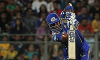 Kieron Pollard was retained by the Mumbai Indians
