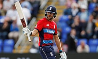 Dawid Malan will be seen in action in Hobart on Wednesday