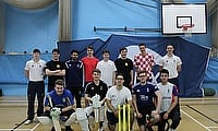 Durham cricketers support world record attempt