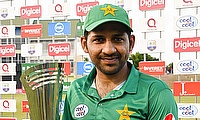 Sarfraz Ahmed led Pakistan to Champions Trophy victory last year