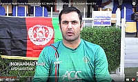 Mohammad Nabi,  ICC World Cup Qualifier 2018
