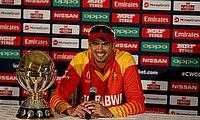 Graeme Cremer,  Zimbabwe Cricket