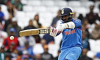 Dinesh Karthik in action