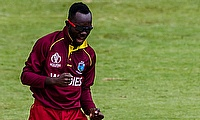 Windies bowler Nikita Miller