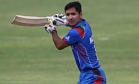 Najibullah Zadran was impressive for Afghanistan against Scotland