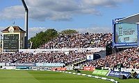 Edgbaston boosts capacity for 2018 major match cricket programme