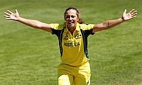 Ashleigh Gardner Spoke Ahead of Australia's Training Session in Mumbai