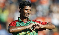 Mahmudullah will lead Bangladesh in the upcoming tri-series