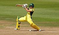 Nicole Bolton in action for Australia Women's