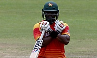 Hamilton Masakadza played a decisive knock for Zimbabwe against Hong Kong