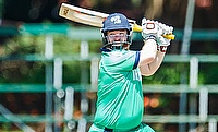 Paul Stirling scored a terrific 126 against UAE