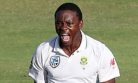 Kagiso Rabada powered South Africa to a series levelling win in Port Elizabeth