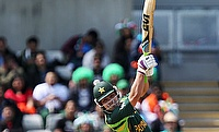 Kamran Akmal scored a blistering half-century opening the batting