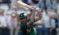 Alex Hales will be hoping to make an impact in the play-off