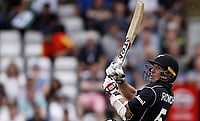 Luke Ronchi continued his rich vein of form