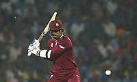 Marlon Samuels scored a match-winning knock against Zimbabwe