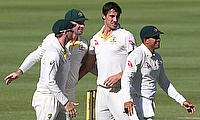 Australian players unhappy about the way they were treated by the crowd at Newlands