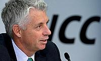 David Richardson, ICC Chief Executive