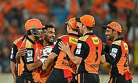SRH canter to victory over RR on the back of Shikhar Dhawan's blitzkrieg