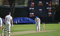 Bourne CC have convincing win over Oundle Town CC in Rutland League