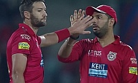 Delhi Daredevils dig themselves into a hole as Kings XI Punjab climb to top of the table