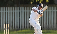 Tyrone Lawrence Hit Unbeaten Century