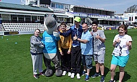 9th annual #DIScoverABILITY Day in Hove Friday 11th May: Sussex CCC