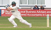 Leicestershire draw with Derbyshire at the County Ground Derby