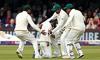 Flawless Pakistan take the honours on first day of the Lord's Test against England