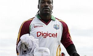 Gayle Delighted With Eighth Test Century
