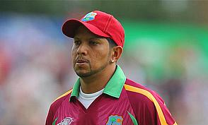 Sarwan Guides West Indies To Victory