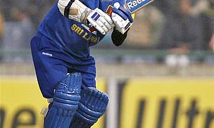 Jayasuriya Century For Sri Lanka In Dambulla