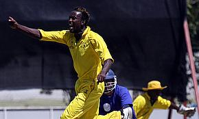 Uganda Hold On To Clinch Six-Run Win Over Namibia