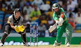 Gibbs Century Sets Up South African Series Win