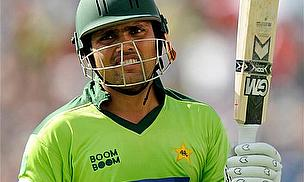 Kamran Akmal Ton Sets Up Pakistan Consolation Win