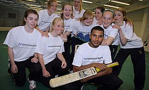 Yorkshire Stars Launch Community Cricket Programme