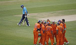 ICC WT20: Netherlands Take Victory Over Scotland
