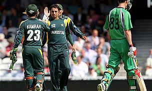 ICC WT20: Pakistan Through After Beating Ireland