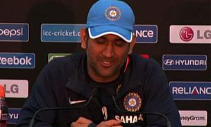 Dhoni And RP Singh Steer India To 188